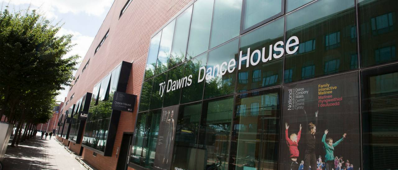 Outside The Dance House