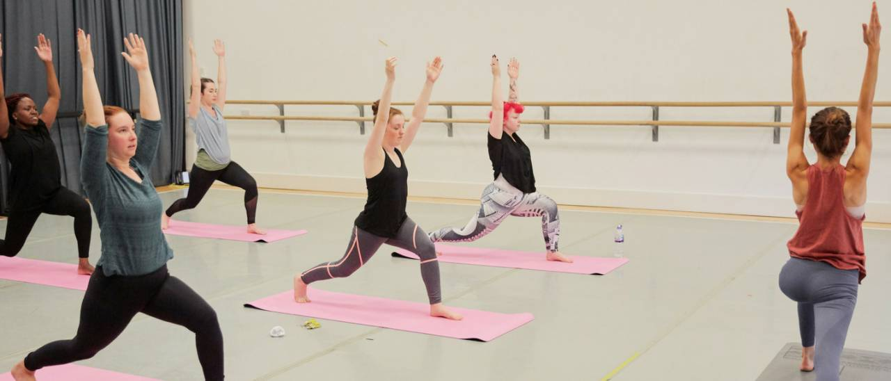 Yoga with NDCWales